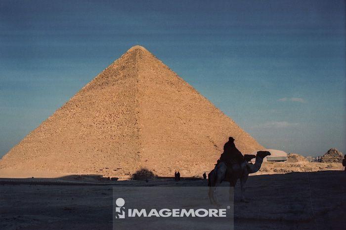 古夫金字塔,埃及,非洲,