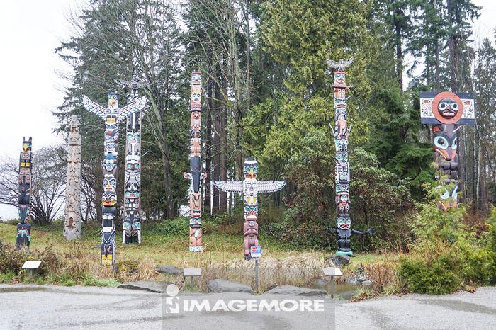 加拿大,温哥华,史丹利公园,