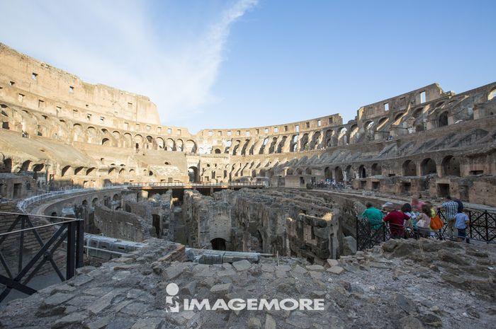 罗马,意大利,欧洲,古罗马圆形竞技场,