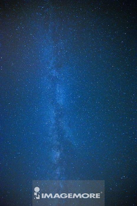 星空,艾克斯,普罗旺斯,法国,欧洲,