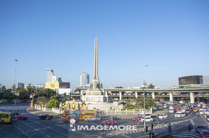 纪念碑,曼谷,胜利纪念碑,