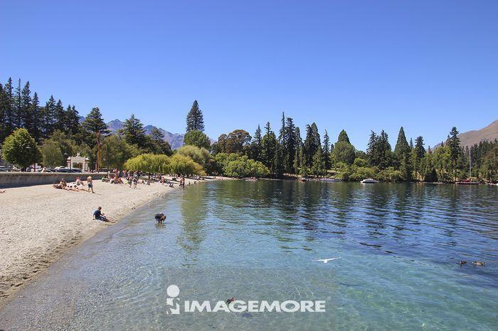 新西兰,蒂阿瑙湖洞穴,