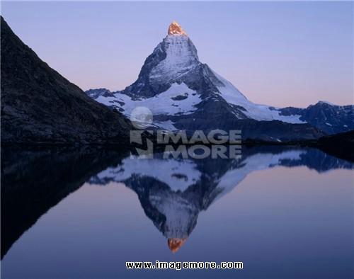 Matterhorn, Zermatt, Valais, Switzerland