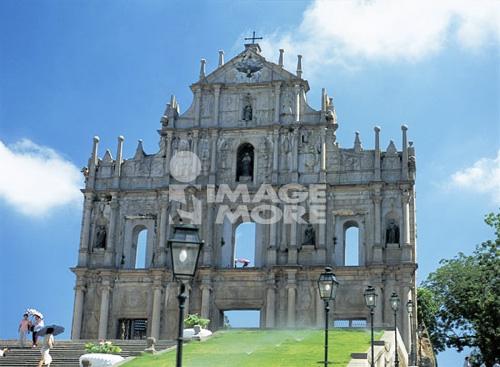 Ruins of St. Paul, Macau