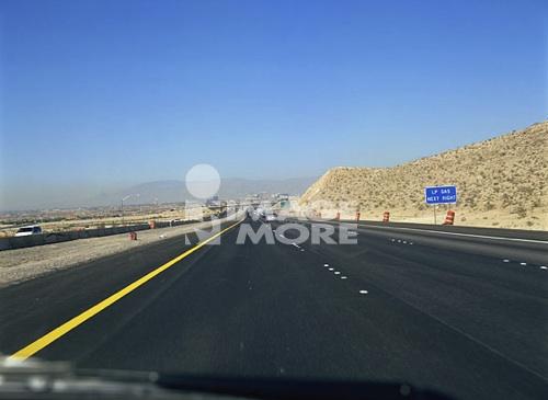 Highway, Las Vegas, Nevada, USA