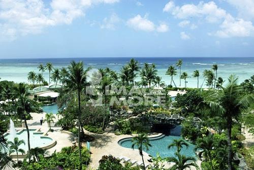 Resort hotel, Tumon Bay, Guam