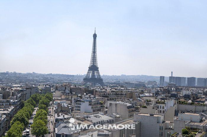 法國風景無水印