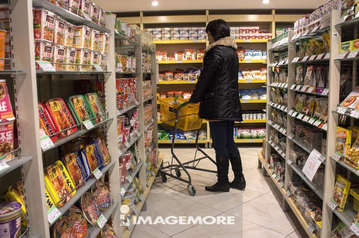 超市,卖场