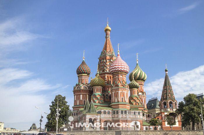 俄罗斯,红场,莫斯科,特维尔区,欧洲,圣巴西尔大教堂,圣巴索大教堂