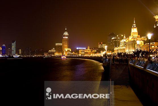 中国,上海,浦西,外滩