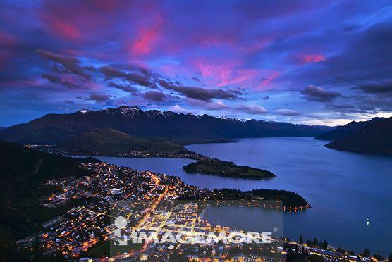 纽西兰,皇后镇