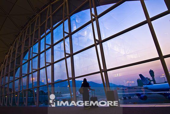 香港机场,