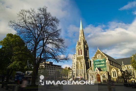 纽西兰,基督城
