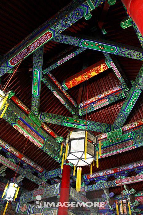 亚洲,中国,陕西省,西安市,钟鼓楼博物馆,钟楼,鼓楼