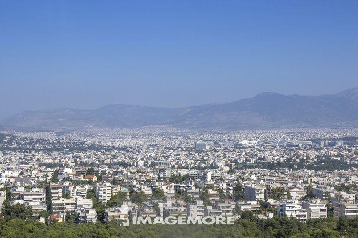 雅典市区,雅典,希腊,欧洲,
