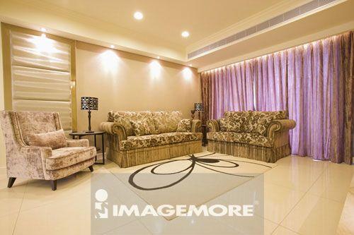 室内空间设计,客厅