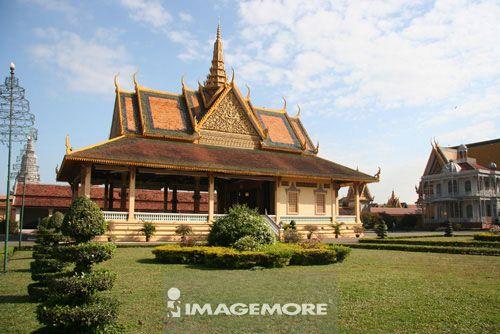 金边,柬埔寨,亚洲