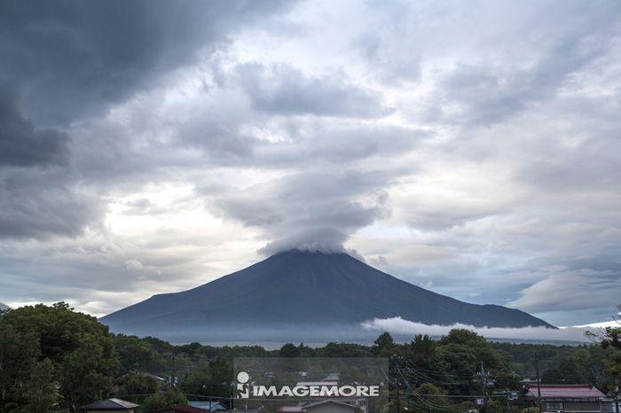 富士山,静冈县,日本,亚洲,