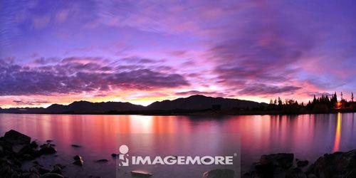 廸卡波湖,新西兰南岛,大洋洲